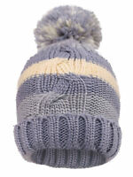 Cute Boys/Girls Kids Knit Beanie Toddlers Children Cable Hat Cap with Pompom