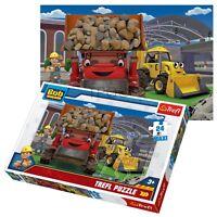 Trefl 24 Piece Maxi Kid Bob the Builder Scoop Muck Bricks Build Jigsaw Puzzle