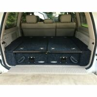 Rear Dual Roller Drawer System for Toyota Land Cruiser 100 Series