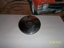 centre de roue chromé AUDI 80 B2  cache jante métal enjoliveur à rénover