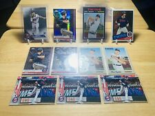 Max Kepler - Twins - (11) Card Lot W/2016 Topps Rookie RC