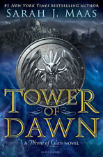 Tower of Dawn by Sarah J. Maas Hardcover Hardback Throne of Glass Series Book 6