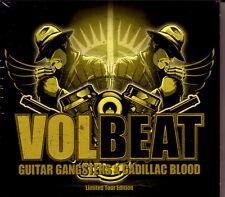 CD (NEU!) . VOLBEAT - Guitar Gangsters & Cadillac Blood (Ltd Tour Edition mkmbh