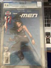 New X-Men 20 CGC 9.6 1/06 X-23 Variant Cover {CGCB3}
