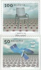Switzerland 1873,1893 fine used / cancelled 2004 Designklassiker