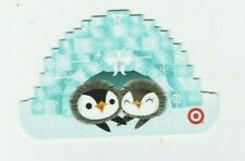 Target Gift Card Die-Cut Penguins, Igloo - 2009 - No Value - I Combine Shipping