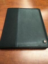 Sheaffer Leather/Nylon  iPad Tablet Holder With Credit Card Slots