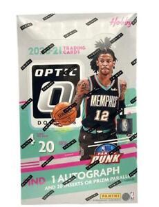 2020-21 OPTIC DONRUSS NBA HOBBY BOX LIVE BREAK #34 - BROOKLYN NETS
