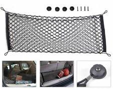 Filet Coffre Arrière Elastique Bagage Stockage Rangement Voiture Camion 110x50cm