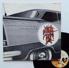 """Vinyle 33T Les Chaussettes Noires (Eddy Mitchell)  """"Volumes 3 et 4"""""""