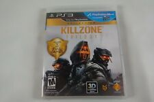 Killzone Trilogy (Sony PlayStation 3, 2012) PS3 2-Disc Set 3 Full Games w/ Case
