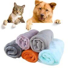 5 Pack Pet Blanket For Small Dogs Cats Kitten Animals Soft Warm Velvet Sleep Mat