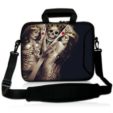"""15""""-15.6""""LAPTOP SLEEVE WITH HANDLE STRAP CARRY CASE BAG FOR ALL LAPTOPS *2Queens"""