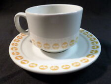 Bristile. Gibsons & Paterson. Telecom Australia. Cup & Saucer. Made In Australia