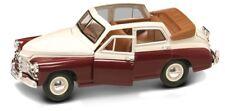 GAZ-M20 Pobeda Cabriolet Soviet Executive Car 1949 Year 1:24 Scale Diecast Model
