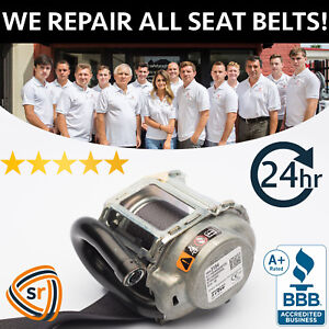 For MERCEDES Seat Belt Repair After Accident They can't fix it WE CAN! A+ BBB