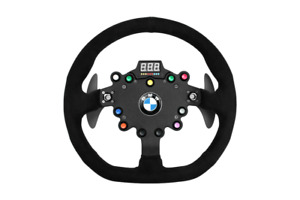 Fanatec ClubSport Wheel Base V2.5 + BMW M3 RIM >> JUST ADD PEDALS > COLLECTION