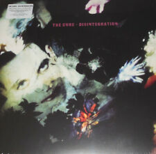 The Cure ‎- Disintegration 2 x LP 180 Gram Vinyl Album SEALED Remastered Record