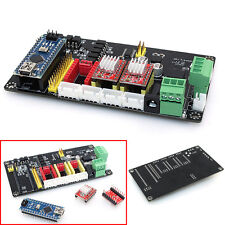 3 Axis CNC Controller Stepper Motor Driver Board For Laser Engraving Machine DIY