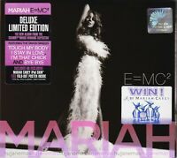 MARIAH CAREY E=MC2 MALAYSIA DELUXE LIMITED EDITION DIGIPAK CD NEW RARE FREE SHIP