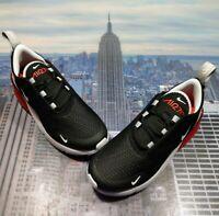 Nike Air Max 270 Black/White-Ember Glow PS PreSchool Size 2Y AO2372 013 New