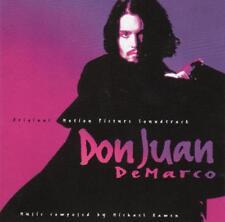 DON JUAN Motion Picture Soundtrack CD - Music Composed by Michael Kamen