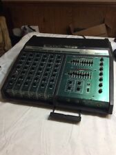 Shure PRO Master Power Console Mixing Console DJ Console 700 FREE SHIPPING bg