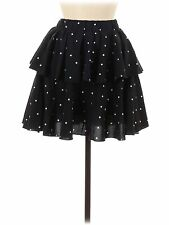 New listing NWT In the Style Women Black Casual Skirt 8