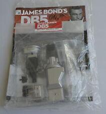 James Bond 007-ASTON MARTIN db5 - 1:8 SCALA Build-GOLDFINGER-auto parte 08