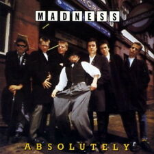 """12"""" Madness absolutely (Shadow of Fear, embarrassment) 80`s stiff RECORDS"""