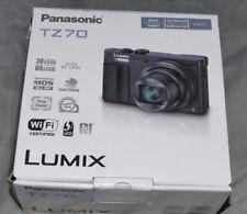 Panasonic LUMIX DMC-TZ70EB-S Compact Digital Camera Full HD 12MP 30x Optic Zoom