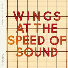 At The Speed Of Sound - Paul & Wings Mccartney (2014, CD NIEUW)2 DISC SET