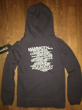 $ 175 NEW ! NWT YOSEMITE JAMES PERSE Mammoth Hoodie in Ink Size 0