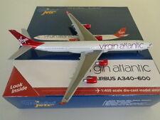 GEMINI JETS 1:400, VIRGIN ATLANTIC A340-600