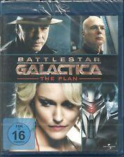 Battlestar Galactica The Plan  Blu-ray Neu OVP Sealed Deutsche Ausgabe