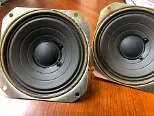 "NOS  4 "" Drive In Movie Speaker Cone RCA C-15 Will Fit Other Speakers Radios 1pc"