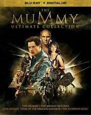 The Mummy Ultimate Collection Blu-Ray - Region A