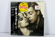 PAUL MCCARTNEY: PRESS TO PLAY, JAPAN MINI LP CD, ORIGINAL, RARE / THE BEATLES