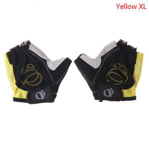 Sports Bike Bicycle Cycling Gloves Half Finger Gel Pad Road Racing Men Women IT