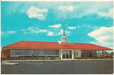 Howard Johnson's Restaurant Roadside Postcard #2