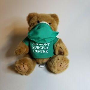 The Fremont  Teddy Bear  Doctor Surgeon  Plush Toy Scrubs