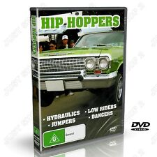 Hip Hoppers : Custom Cars Burnouts and Hopping Contests : New DVD