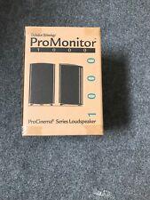 New listing Definitive Technology ProMonitor 1000 Satellite Speaker - Black