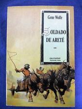 Col.Fantasy,Gene Wolfe,Soldado de Areté,Martinez Roca 1991