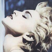 True Blue + 2 Bonus Tracks - Madonna CD Remastered Sealed ! New !