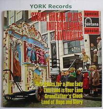 STREET ORGANO SUONA International preferiti-ex con LP RECORD fontana SFL 13176