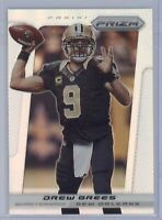2013 Panini Prizm Drew Brees #140 SILVER PRIZM New Orleans Saints HOT
