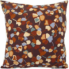 """MISSONI HOME PILLOW COVER ACTION COLLECTION MARGE 149 16""""x16"""" HERRINGBONE COTTON"""