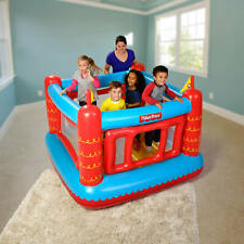 Bounce House Kids Jumping Inflatable Bouncer Indoor Outdoor Fun Play Balls Toy