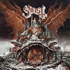 GHOST PREQUELLE CD (Released June 1st 2018)
